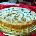 torta alle mele e cannella