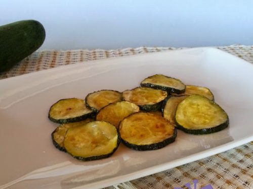 zucchine fritte dorate