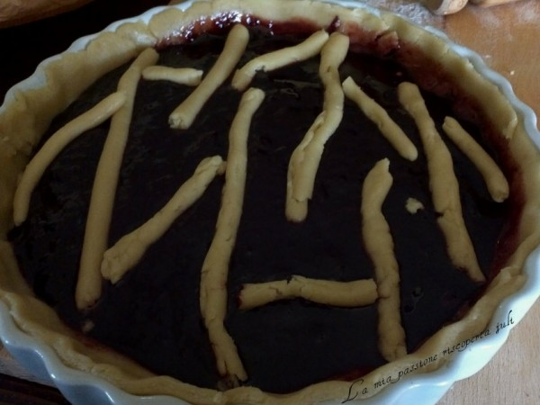 crostata alle more