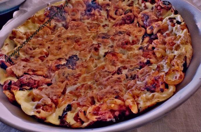 frittata di pasta fritta