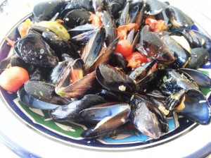 cozze all'agro dolce