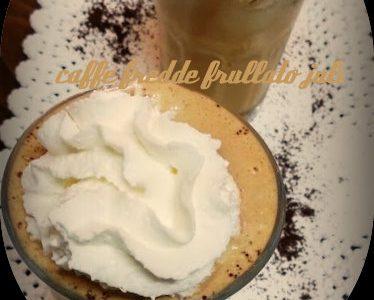 Caffe freddo frullato