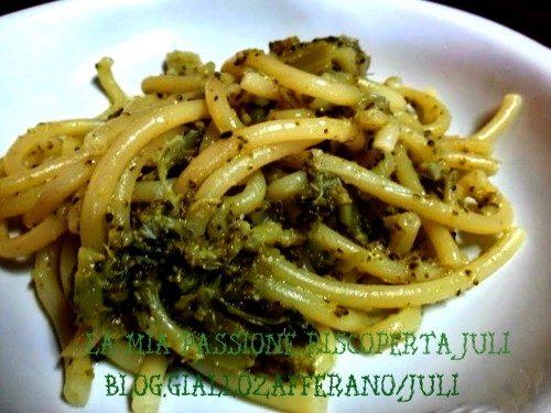 Spaghetti con cavolfiore