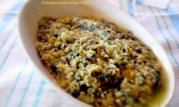 Minestra di riso maritata