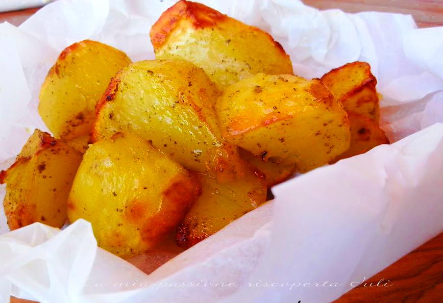 patate forno ventilato