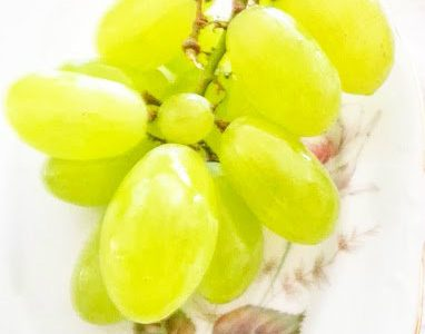 Marmellata di uva e zenzero