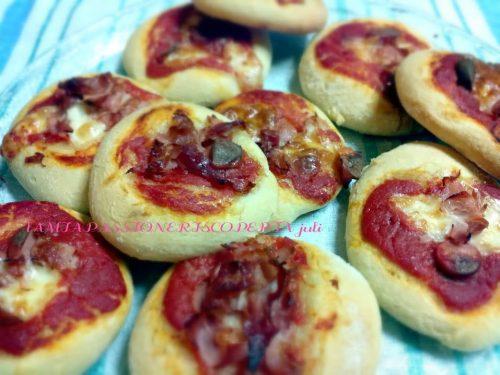 Pizzette ricetta mignon mmmm