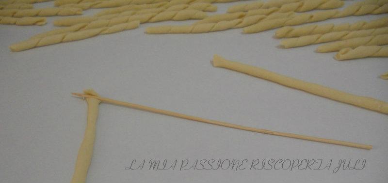 Busiate pasta fresca