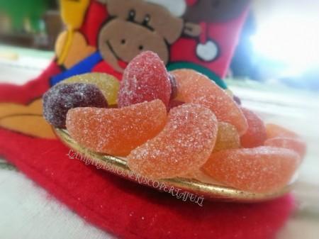 caramelle gommose alla frutta: