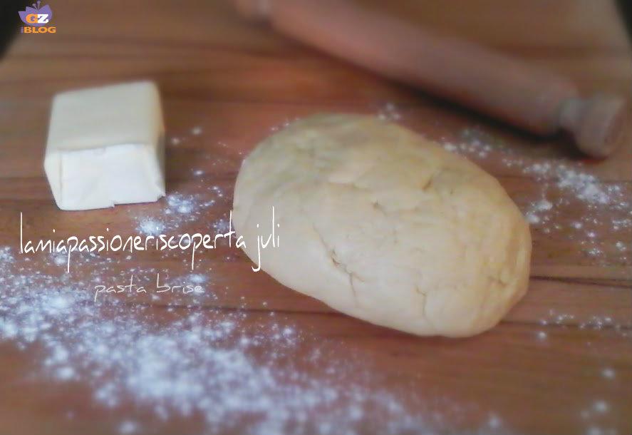 Ricetta Pasta brisé