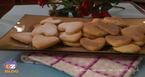 Biscotti pasta frolla