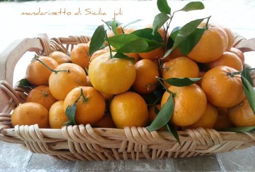 Mandarinetto di sicilia