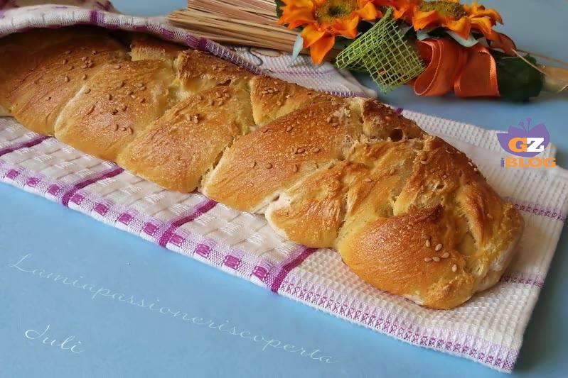 treccia pane