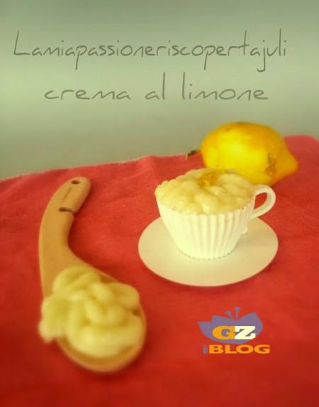 crema al limone senza uova