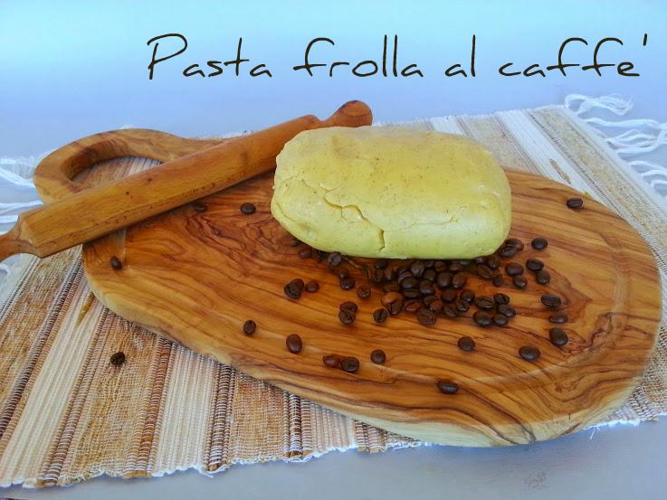pasta frolla al caffe'