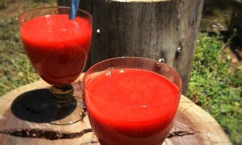 Salsa di fragole con bimby