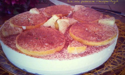 Ricetta semifreddo al limone