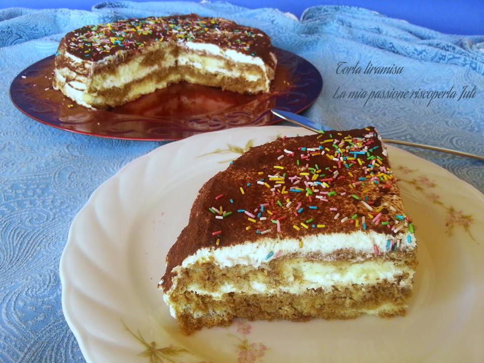 torta tiramusu