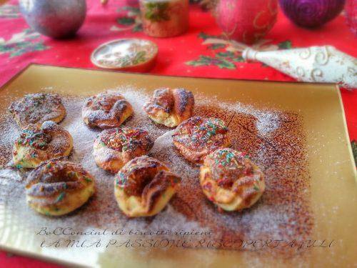 Bocconcini ripieni di marmellata