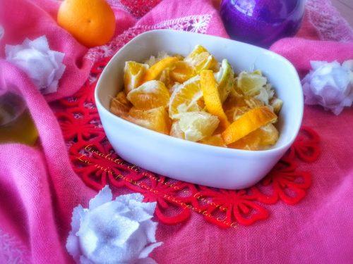 Insalata di arancio e limone