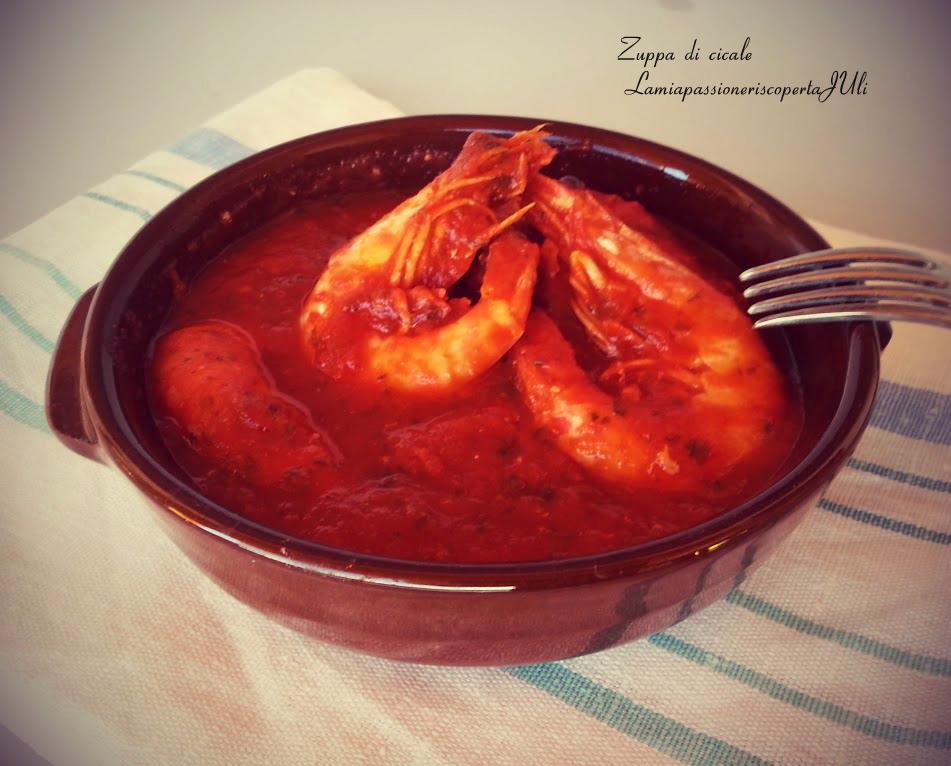 zuppa di Cicale
