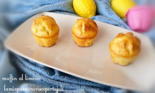 Maffin al limone