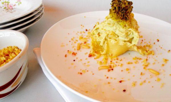 Pasta con crema di cavolfiore bimby