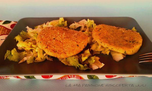 Fishburger pesce spada mentuccia