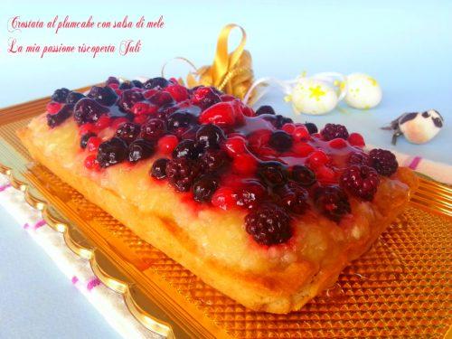 Ricette plumcake