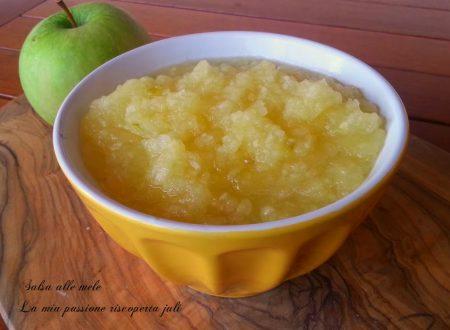 Salsa alle mele