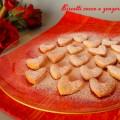 biscotti cocco e zenzero