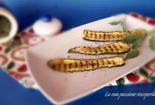 Zucchine arrosto con salvia