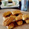 biscotti al sesamo siciliani