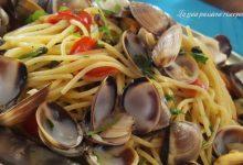 Spaghetti vongole e cozze