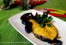 Salmone al forno impanato