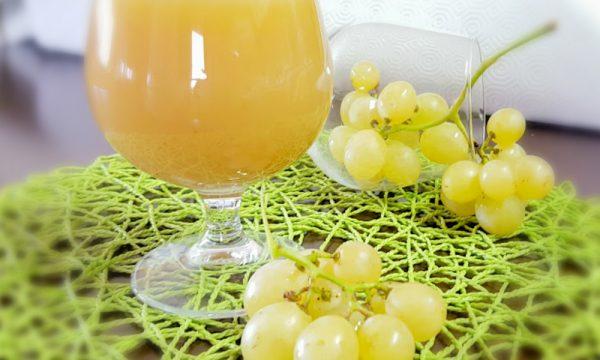 Succo d'uva con Bimby