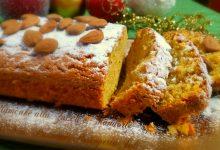 Plumcake alla Zucca e Mandorle