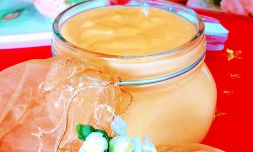 Crema pasticcera alla zucca