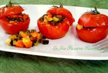 Pomodori ripieni di verdura
