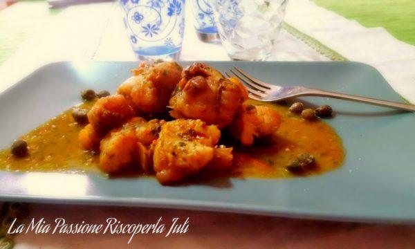 zuppa con pesce raia razza