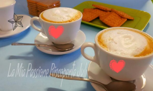 Cappuccino bimby TM5