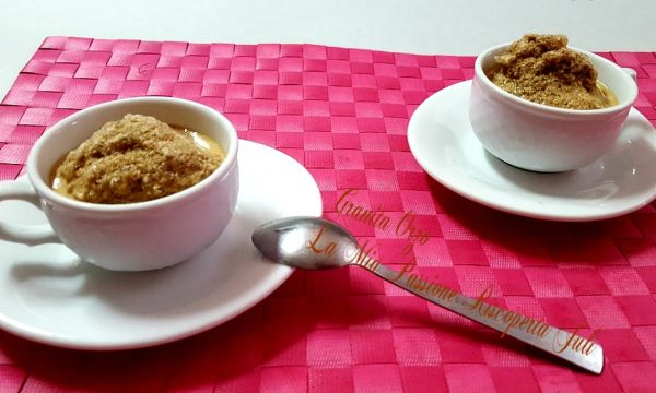 Granita orzo caffe