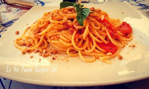 Spaghetti alla trapanese