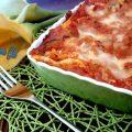 lasagna di ragu e verdura