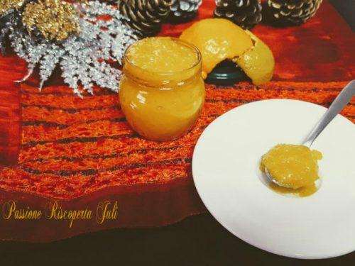 Aroma zucchero e bucce di mandarino fatto in casa