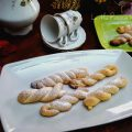 biscotti torciglione senza latte e uova