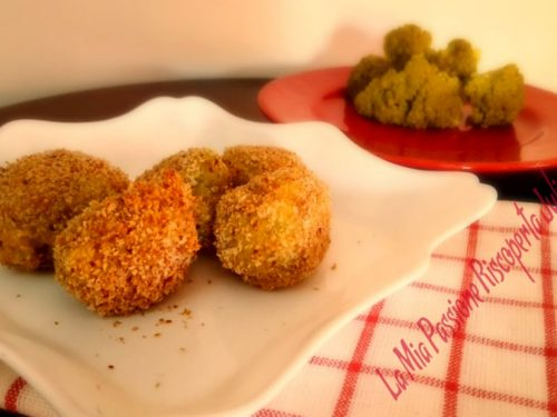 Arancine di broccolo