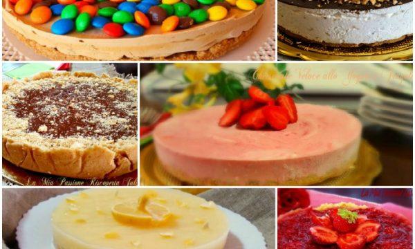 Raccolta cheesecake