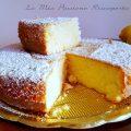 Torta 130 gr limone