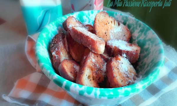 Pane fritto dolce